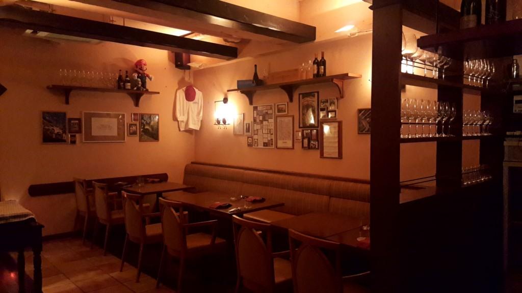 Taverna TIBERINA外観